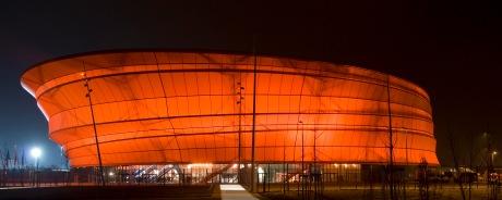 Zenith Music Hall, Estrasburgo (Francia) de Massimiliano Fuksas, Doriana Fuksas / Massimiliano Fuksas Architecture